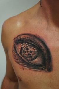 Skulleye by graynd